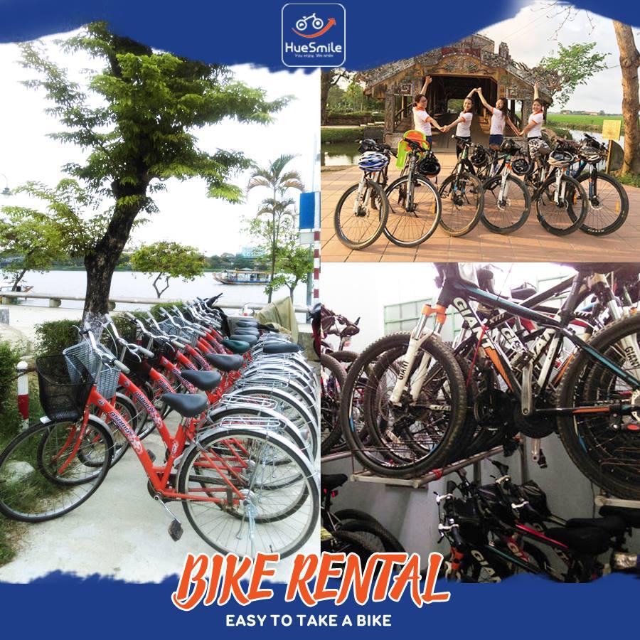 easy bike rental
